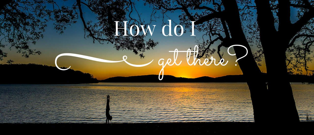 How Do I Get There slideshow banner image