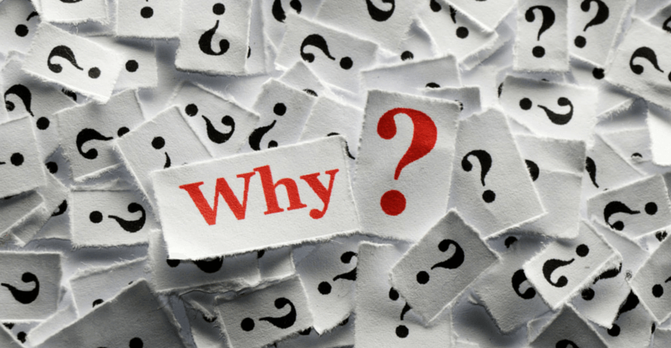 Step 1 – Asking Your 'Why' When It Comes To Money